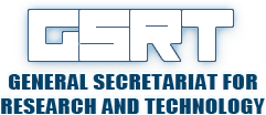 Logo of General Secreteriat for Research and Technology